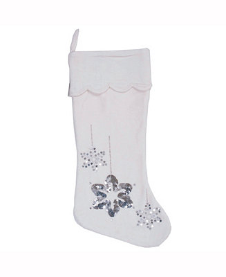 da191e0bd decorative-christmas-stocking-featuring-elegant-and-plush-white-
