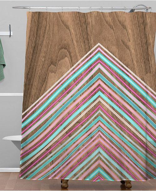Deny Designs Iveta Abolina Sunday Shower Curtain