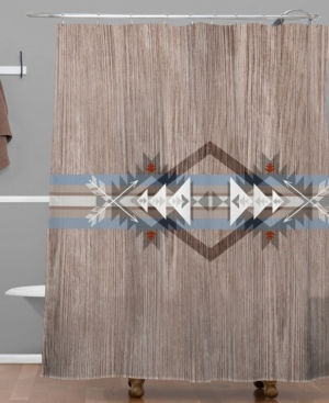Deny Designs Iveta Abolina Cliffside Shower Curtain Bedding