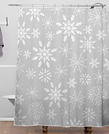 Iveta Abolina Lapland II Shower Curtain