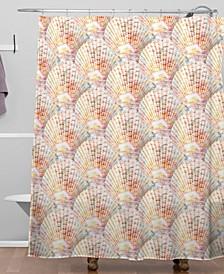 Iveta Abolina Pearl Sand Shower Curtain