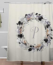 Iveta Abolina Silver Dove P Shower Curtain