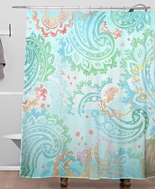 Deny Designs Iveta Abolina Casablanca Dream II Shower Curtain