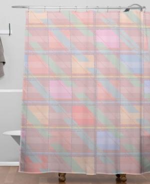 Deny Designs Iveta Abolina Alair Shower Curtain Bedding