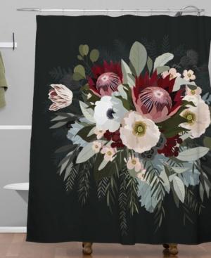 Deny Designs Iveta Abolina LaVergne Shower Curtain Bedding