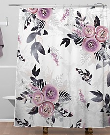 Deny Designs Iveta Abolina Neverending August II Shower Curtain