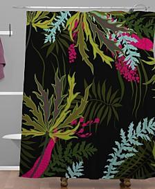 Deny Designs Iveta Abolina Josette Night Shower Curtain