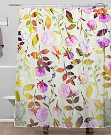 Iveta Abolina Arletta Shower Curtain