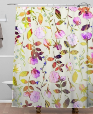 Deny Designs Iveta Abolina Arletta Shower Curtain Bedding