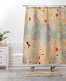 Deny Designs Iveta Abolina Purple Navajo Bath Mat