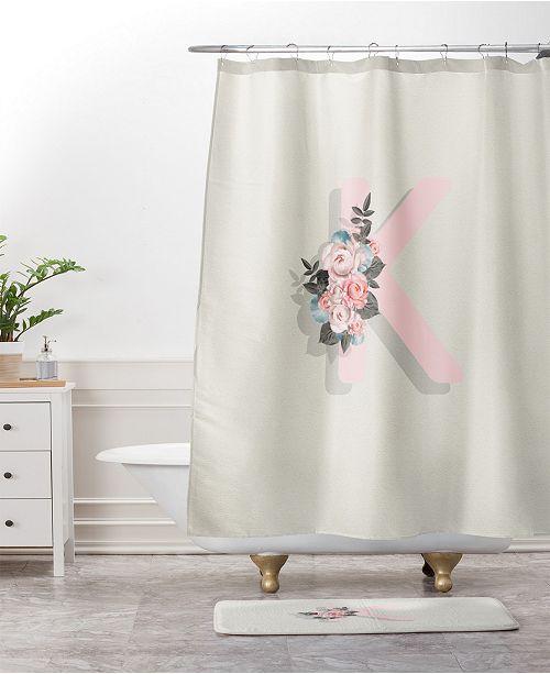 Deny Designs Iveta Abolina Pivoine N Bath Mat