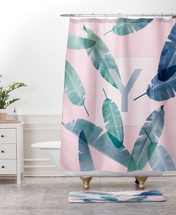 Deny Designs Iveta Abolina Silver Dove L Bath Mat