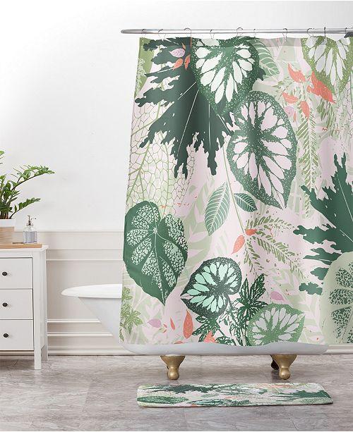 Deny Designs Iveta Abolina Floral Goodness II Bath Mat