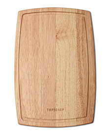 "Top Chef 15"" x 10"" Wood Cutting Board"
