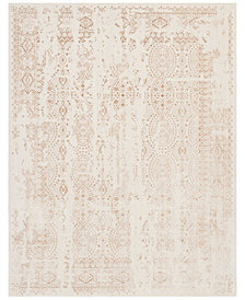 kathy ireland Home KI34 Silver Screen KI344 8' x 10' Area Rug