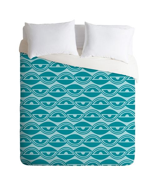 Deny Designs Heather Dutton Lazy Days King Duvet Set