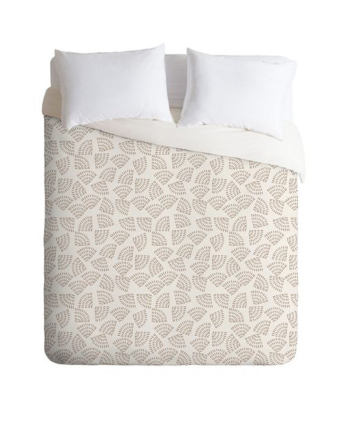 Deny Designs Holli Zollinger Wildflower Seeds King Duvet Set