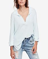 7b6d91727 Free People Women s Clothing Sale   Clearance 2019 - Macy s