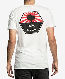 RVCA Men's Bruce Irons Logo Graphic T-Shirt