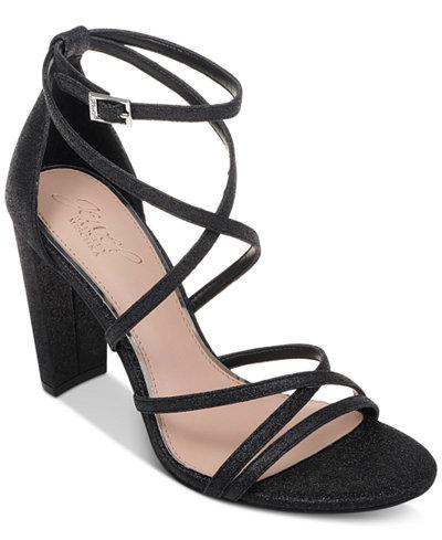 Jewel Badgley Mischka Diora Evening Sandals