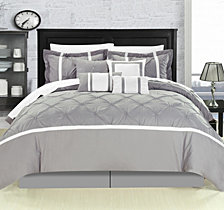 Chic Home Vermont 12-Pc. Comforter Sets