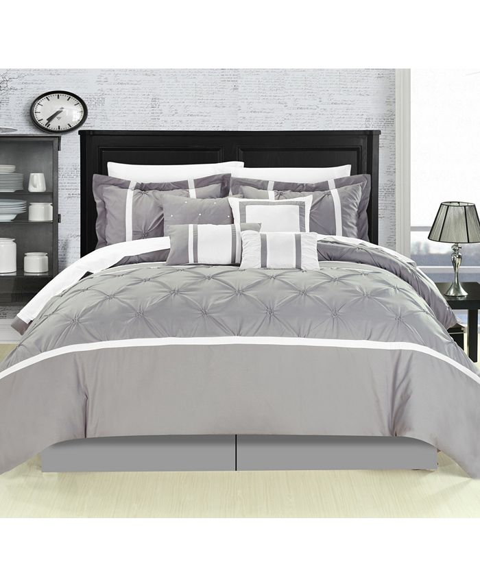 Chic Home - Vermont 12-Pc. Comforter Sets