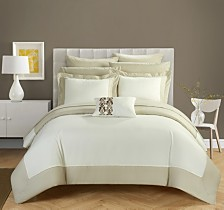 Chic Home Peninsula 10-Pc. Comforter Sets