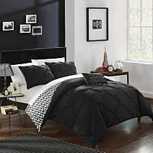 Chic Home Jacky 4-Pc. Comforter Sets