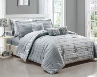 Lea 10-Pc King Comforter Set
