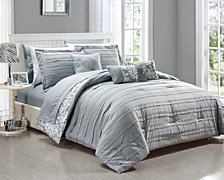 Chic Home Lea 10-Pc. Comforter Sets