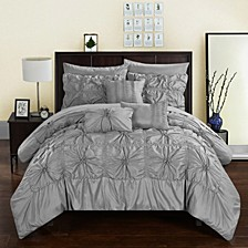 Springfield 8-Pc Twin Comforter Set