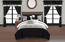 Chic Home Sonita 20-Pc Queen Comforter Set