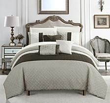 Osnat 10-Pc King Comforter Set