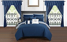 Sigal 20-Pc Queen Comforter Set
