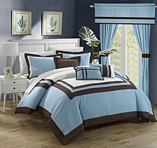 Ritz 20-Pc King Comforter Set