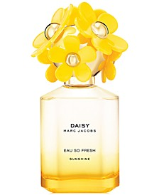 Daisy Eau So Fresh Sunshine Limited Edition Eau de Toilette, 2.5-oz.