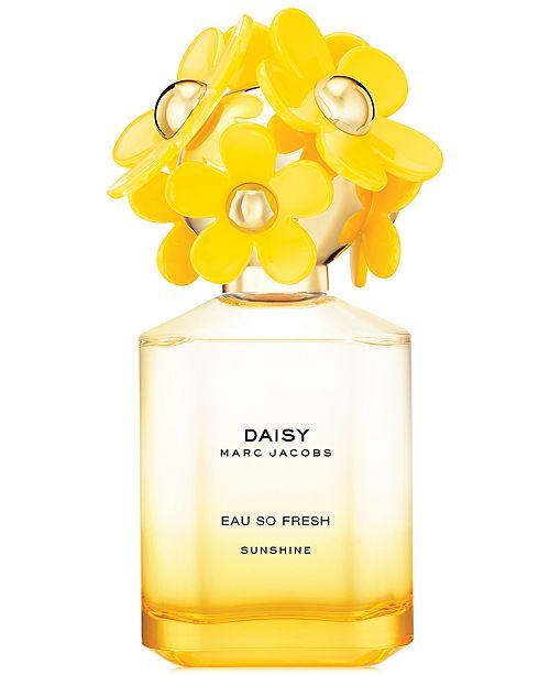 0606054648641 ... Marc Jacobs Daisy Eau So Fresh Sunshine Limited Edition Eau de  Toilette