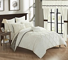 Chic Home Jacksonville 20-Pc King Comforter Set