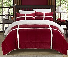 Chic Home Chloe 3-Pc Queen Comforter Set