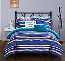 Chic Home Chandler 7-Pc Twin Comforter Set