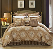 Chic Home Aubrey 9-Pc Queen Comforter Set