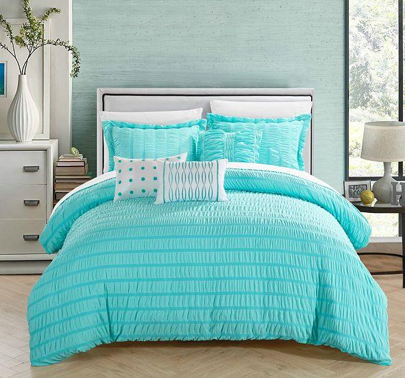 Chic Home Hadassah 6-Pc King Comforter Set
