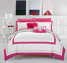 Chic Home Beckham 7-Pc Twin Comforter Set