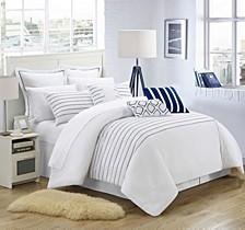 Brenton 9-Pc Queen Comforter Set