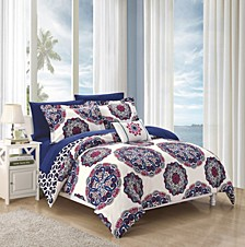 Barcelona 8-Pc King Comforter Set