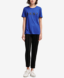DKNY Logo Graphic T-Shirt, Created for Macy's