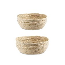 Maiz 2-Pc. Basket Set
