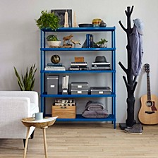MeshWorks 5 Tier Shelving Unit