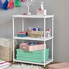 MeshWorks 3 Tier Shelving Unit
