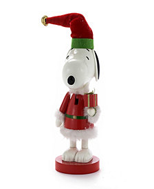 SNOOPY IN RED SANTA